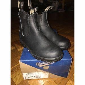 Blundstone 510 Black Chelsea Boots